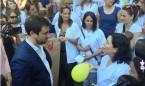 Comín se compromete a invertir unos 20 millones en el Hospital Josep Trueta