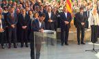 Comín se compromete con el referéndum de Cataluña