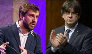 Comín y Puigdemont dinamitan las opciones de Barcelona para albergar la EMA