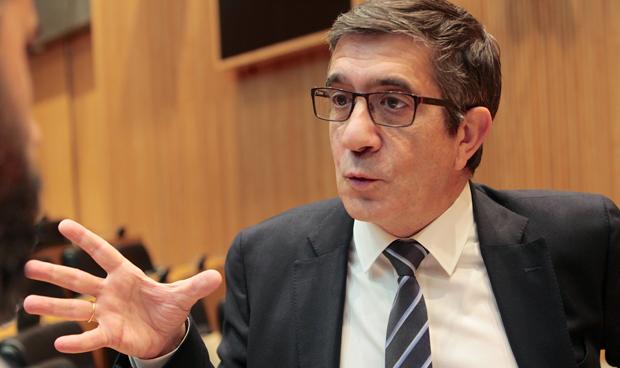 Comisión de Sanidad: a la espera de Patxi López