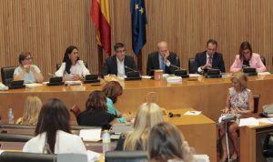 Comisión de Sanidad del Congreso después de Semana Santa con 7 propuestas
