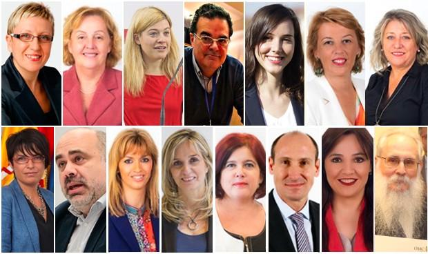 Comisión de Sanidad del Congreso: el PSOE suma 5 profesionales sanitarios