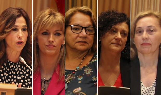 Comisión de Sanidad del Congreso: pleno de mujeres, con voto nulo incluido