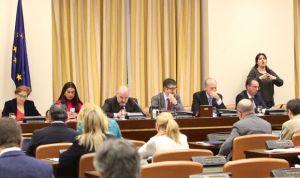 Comisión de Sanidad: vuelta al trabajo con cerca de 300 asuntos pendientes