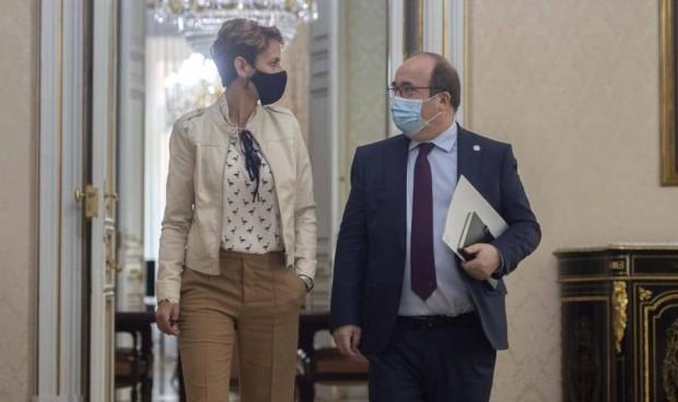 Navarra recibirá el 24 de mayo la competencia sobre sanidad penitenciaria