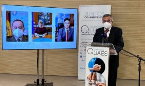 """""""El compromiso de la Fundación Quaes con los pacientes es una inspiración"""""""