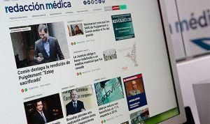 ComScore certifica el liderazgo de Redacción Médica en prensa sanitaria