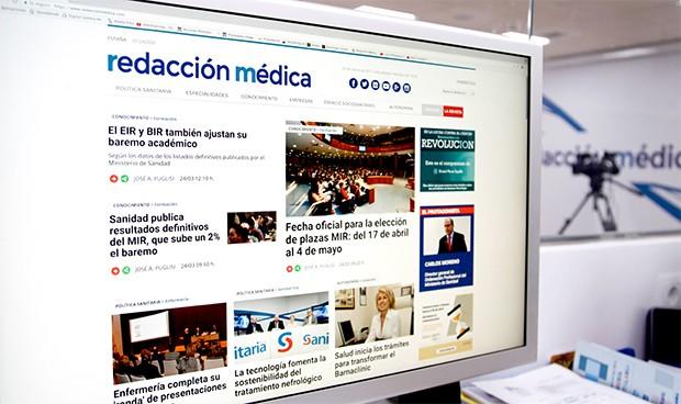 ComScore: Redacción Médica es el periódico sanitario más leído de España