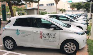 Comunidad Valenciana amplía su flota de vehículos sanitarios eléctricos