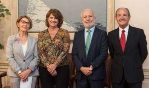 Concepción Sáez sustituye a Gustavo Blanco al frente de Mugeju