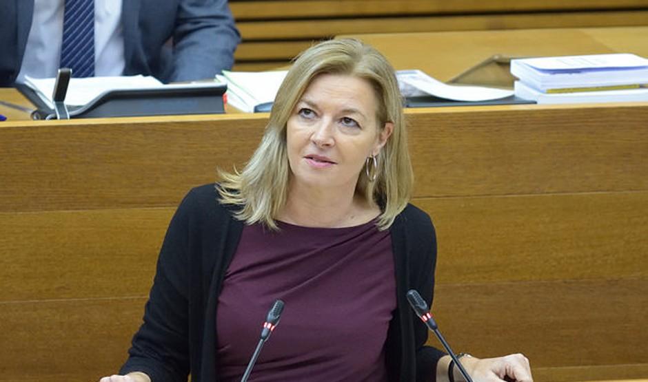 Concha Andrés gestionará los fondos europeos en la sanidad valenciana
