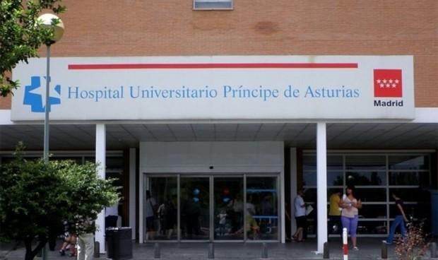 Un conductor de ambulancia degüella a un enfermero en el Hospital de Alcalá
