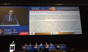 Conocer los niveles de BRCA1 no mejora la supervivencia del cáncer pulmonar