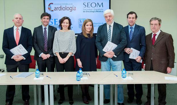 Consenso m�dico para abordar la mortalidad cardiovascular en el c�ncer