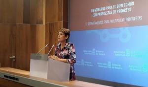 Chivite anuncia 14 medidas sanitarias en sus 100 primeros días de Gobierno