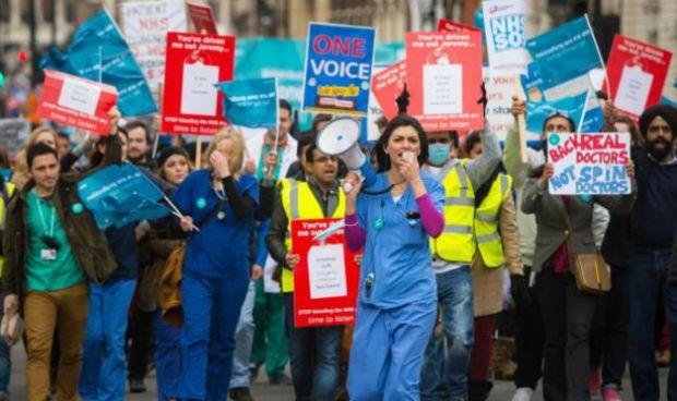 Convocada la huelga MIR más grande en 70 años