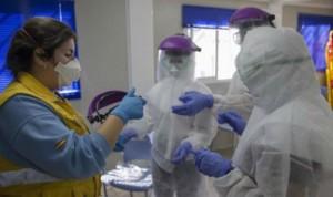 Coronavirus: 3.000 profesionales sanitarios contagiados solo en octubre