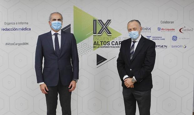 """""""Los altos cargos son un ejemplo de sacrificio en la gestión del Covid-19"""""""