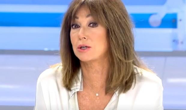 """Ana Rosa, en contra de las huelgas sanitarias: """"No me parece el momento"""""""