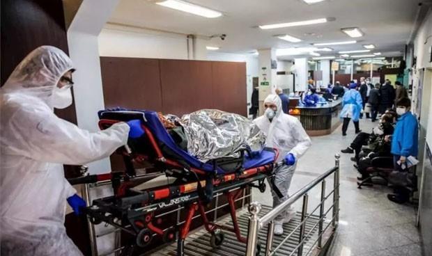 Coronavirus aumento muertes: Madrid, el doble que Londres, la mitad que NY