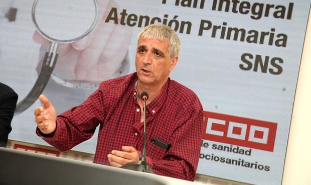 "Coronavirus: CCOO denuncia que Primaria es ""relegada a un papel secundario"""