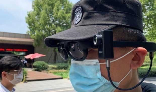 Coronavirus: China crea unas gafas para señalar a infectados por Covid-19