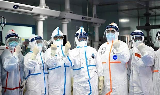 Coronavirus en China: Wuhan cierra 14 hospitales montados por el Covid-19