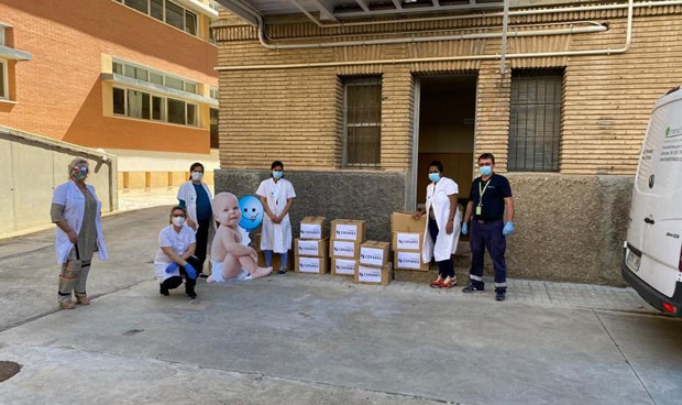 Coronavirus   Cofares dona productos a la Casa Cuna Ainkaren de Zaragoza