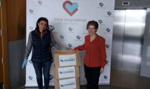 Coronavirus   Cofares dona productos sanitarios al Centro Pai Menni