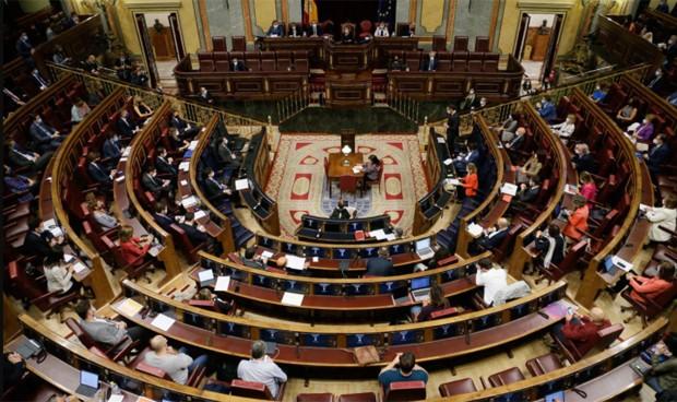 El Congreso tumba la moción de censura de Vox, marcada por la crisis Covid