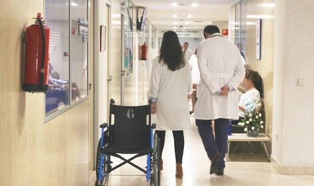 Coronavirus: los contagios en sanitarios (540) se duplican en 24 horas