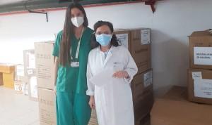 Coronavirus: el Corredor Aéreo Sanitario entrega 46M de material en 1 mes