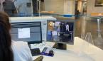Coronavirus: 'desescalada' en el Hospital de Villalba y el Rey Juan Carlos