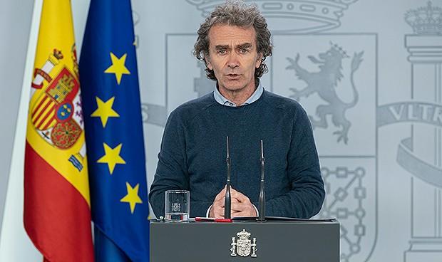 """Coronavirus desescalada: la sanidad española no tiene """"grandes debilidades"""""""