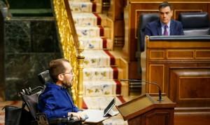 """Coronavirus: Echenique pide a Sánchez """"reforzar"""" el presupuesto en sanidad"""