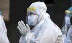 Coronavirus: el contagio de sanitarios cae 73% en un día; 37.584 en total