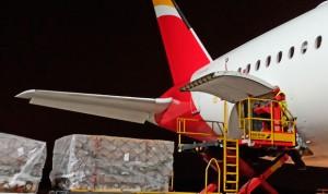 Coronavirus: El Corredor Aéreo trae a España 3 millones de mascarillas