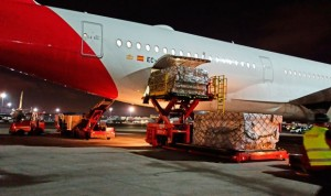 Coronavirus: el Corredor Aéreo trae a España 76 millones de EPI