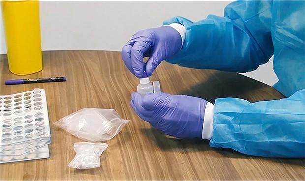 Coronavirus: el fabricante de los test sugiere que los médicos los usan mal