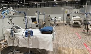 """Coronavirus: el hospital de Ifema reabrirá """"en 2-3 días"""" en caso de rebrote"""