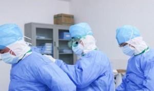 Coronavirus en personal sanitario: 1.670 nuevos contagios en tres días