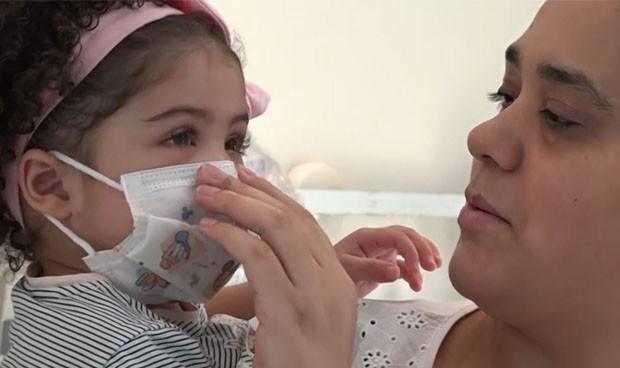 Coronavirus: el Marañón da el alta a la niña trasplantada de corazón