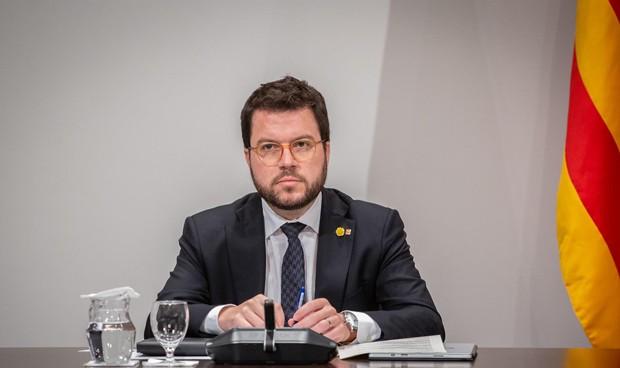 Coronavirus: Pere Aragonès, vicepresidente de Cataluña, da positivo