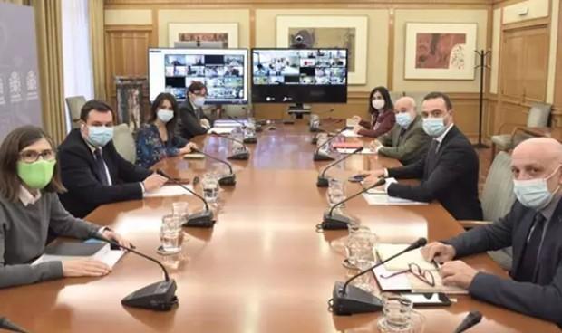 Coronavirus: Toda España, salvo 4 CCAA, en alerta de riesgo extremo