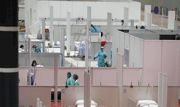 Coronavirus: España encadena seis días por encima de las 800 muertes