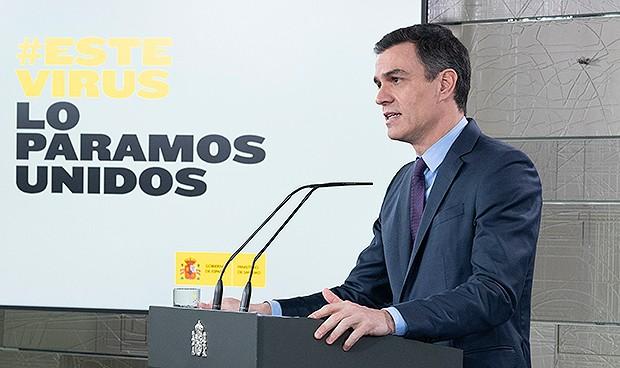 """Coronavirus: España inicia la desescalada """"gradual y asimétrica"""" en mayo"""