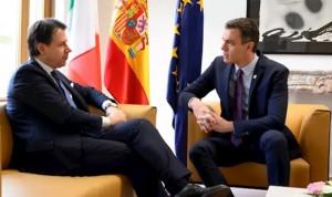 Coronavirus: España e Italia exigen a la UE un plan económico más ambicioso