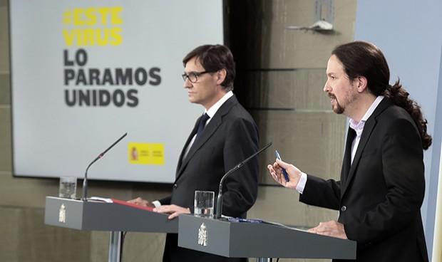 Coronavirus: España refuerza su plantilla sanitaria con 50.000 voluntarios