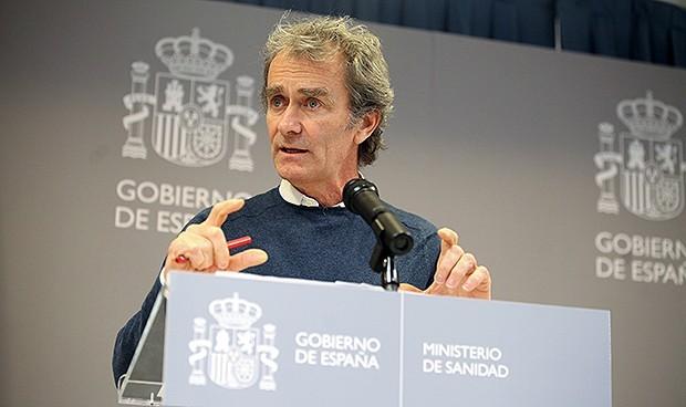Coronavirus: España tiene 9.444 sanitarios infectados, un 75% más en 3 días