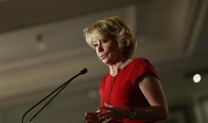 Coronavirus: Esperanza Aguirre, expresidenta madrileña, da positivo